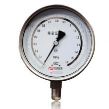 YB-150BF不锈钢精密压力表