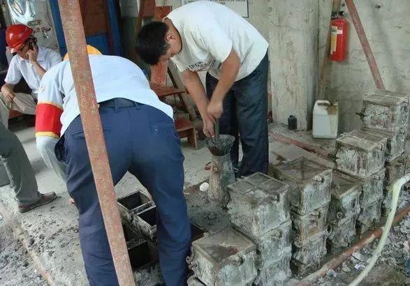 立方体轴心抗压强度_天天送检,你知道混凝土试块检测哪些性能标指吗?_行业标准 ...